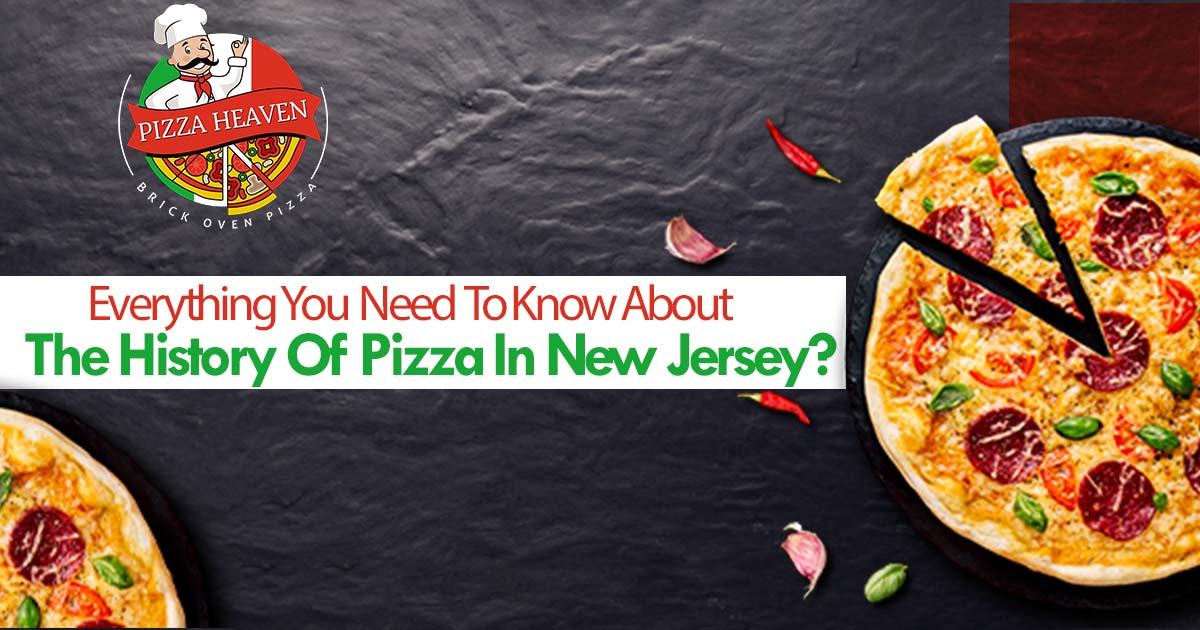 pizza in New Jersey